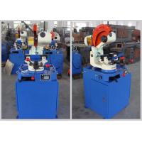 Quality High Performance Semi Automatic Pipe Cutting Machine High Speed Steel Saw Blade for sale