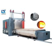Quality Heat Treatment Trolley Type Furnace For Annealing / Hardening / Tempering for sale