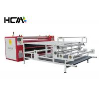 Quality 1.7m / 2m Width Sublimation Roller Mouse Pad Printing Machine Energy Saving for sale