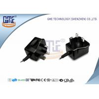 Quality Black GME Competitive 5W Mini AC DC Power Adapter with CE Approval for sale