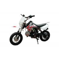China 125cc Air Cooling Engine Gas Dirt Bikes Drum Brake 55km / H Max Speed on sale