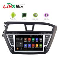 Quality 8 Inch Touch Screen Car Hyundai Media Player Android 7.1 With Rear Camera AUX for sale