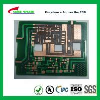 Quality 4 Layer PCB For Computer , FR4 1.6MM OSP Printed Circuit Board Assembly And SMT for sale