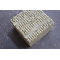 Quality Fire Resistance Rockwool Sound Insulation Board 50mm Thick 40kg/m3 , 50kg/m3 for sale