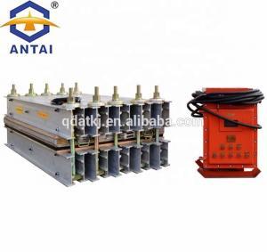 Quality 1600mm ZLJ Hot Vulcanizing Press , Hydraulic Vulcanizing Press 380V for sale