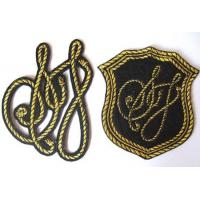 Quality embroidery patch for garment for sale