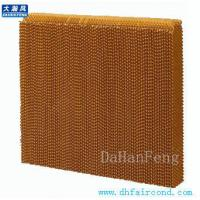 Quality DHF 7090 cooling pad/ evaporative cooling pad/ wet pad for sale
