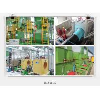 Quality 3LPE coating line for steel pipe including shot blaster,pipe conveyors,heating,powder application,AD/PE extruder etc. for sale