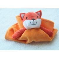 Fox Shape Infant Security Blanket Environmental Friendly Material