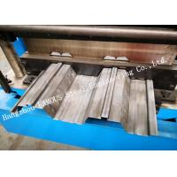 Quality Galvanized Steel Composite Metal Decking Formwork for Floor Slab System Construction for sale