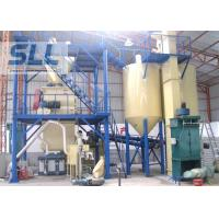 China Energy Saving Mortar Mixing Equipment With Diesel Oil / Coal Sand Dryer on sale