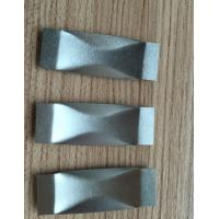 Buy tungsten boat for vacuum evaporation boats ,size in 0.3*17*50.4mm, 99.95% of at wholesale prices