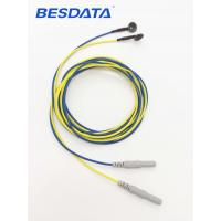 Buy cheap 1.5M Portable EEG Electrodes For Video EEG Monitoring Equipment from wholesalers