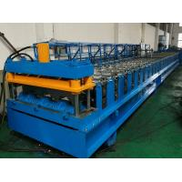 Quality Customized Composite Flooring Deck Profile Roll Forming Machine for sale