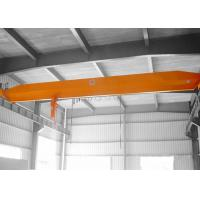China Single Girder Monorail Hoist Electric Overhead Crane Design For Workshop on sale