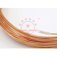 Quality Outer Diameter 1.83 - 3.69 MM Capillary Tube Pancake Copper Coil For Cooling Pipes for sale