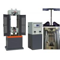 Quality Digital LCD Control Hydraulic Tensile Strength Testing Machine 13-40mm Clamp Grip for sale