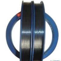 Quality black tungsten wire/tungsten wire / wolfram wire for bulb with high purity in 99.95% for sale