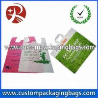 Quality HDPE Plastic Biodegradable Bags for sale
