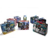 Quality Marvel Avengers Boy's Tin Lunchbox for sale