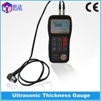 Quality factory steel ultrasonic thickness gauge for sale