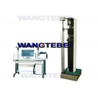 Quality Single Pole Digital Electronic Tensile Testing Machine For PVC Materials for sale