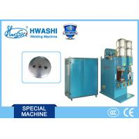 Quality Auto Parts Welding Machine for Nuts on Air Tank Cover / Automobile Gasholder End Cover for sale