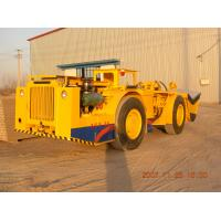 Buy cheap 104kN Tractive Effort Diesel LHD Underground Mining Loader of Machine from wholesalers