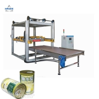 Quality Food metal can automatic palletizer machine robot palletizer machine price grain palletizer machine for sale