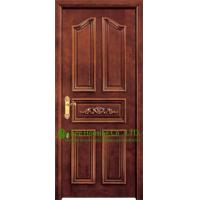 Main Entrance Wooden Double Single Doors Luxury Simple Morden Timber
