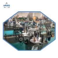 Buy cheap Professional bottle sticker labeling machine for maker high quality from wholesalers