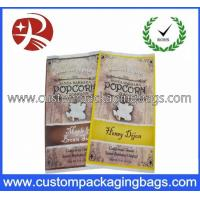 Quality Biodegradable Custom Plastic Food Packaging Bags Printed Any Color for sale