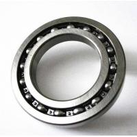 China Durable 8mm Steel Ball Bearings / 6001 2RS Bearing For Machine Roller Skate on sale