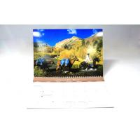 Best Art Paper Colourful calendar printing services For Hanging Wall wholesale