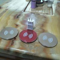 Buy cheap Newest 10W fast wireless charger for iPhone ,mobile phone accessories from wholesalers