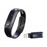 Best Fitness Pedometer Bluetooth Watch Bracelet Wristband With Vibrating wholesale