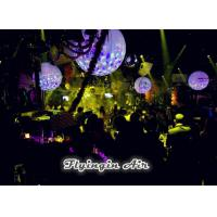 Advertising Inflatable Light Ball, Inflatable Snowflake Light for Party and Events Decoration