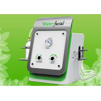 Best 2 In 1 Water Acne Removal Microdermabrasion Equipment For Skin Rejuvenation wholesale
