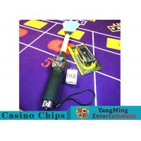 Quality Security RFID Casino Chips Measuring Instrument With USB / Bluetooth Interface for sale