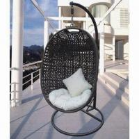 Best Outdoor Hanging Chair with 3 Years Warranty, Water-resistant wholesale