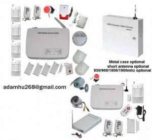 China GSM Alarm|Wireless Security Burglar Alarm System (ATS-802)|SMS ALARM|MSM ALARM|HOME GSM ALARM|GSM PREPAID ALARM|INTRUDER ALARM on sale