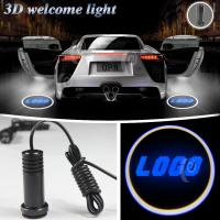 Quality LED Car Accessory / LED Door Projector Lights / Led Car door Logo Laser Projector Light for sale