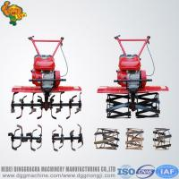 Best mini  tiller cultivator/walking tractor/agricultural machine wholesale