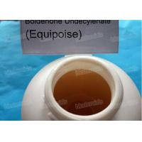Quality Safe Fast Muscle Gain Steroid Liquid Injectable Equipoise EQ Boldenone Undecylenate 13103-34-9 for sale