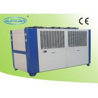 Quality Free Standing Air Cooled Water Chiller For High Frequency Machine Cooling for sale