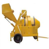 Quality Diesel Engine Powered Concrete Mixer for sale