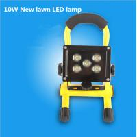 Quality 10W Outdoor Lawn LED Lamp Camping LED Lantern Flood Light for sale