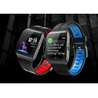 Quality Multiple Sport Mode Digital Sports Wat Ladies Bracelet 1.3 Inch Large Display Waterproof IP68 for sale