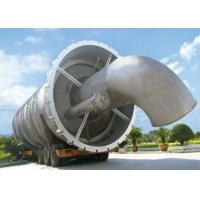 Quality ASME U Stamp Stainless Steel Pressure Vessel  Second Reactor EB/BS PLANT for sale