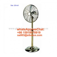 """Quality 18 inch vintage metal stand fan/18"""" electric standing fan for office and home appliances for sale"""